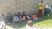 Read Aloud Outside!