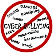 Cyber Bullying  is NEVER Okay to do