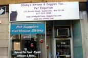 Stinky's Kittens & Doggies Too...