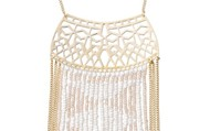 Avalon Fringe Necklace