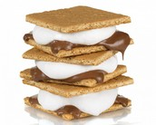 Our S'mores are fresh and always of the highest quality