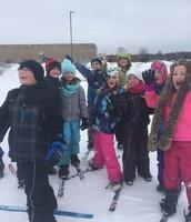 Skiing Fun!