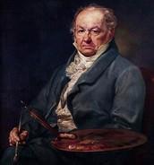 Francisco Goya - pintor famoso