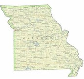 The region Missouri is locatedn is in the Midwest