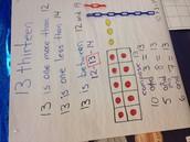 Ms. Mirabal's Kinder Math