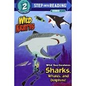 Wild Sea Creatures: Sharks, Whales, and Dolphins
