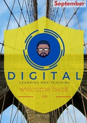 Your Digital Learning Specialist: William Jeffery
