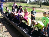 Making a Canoe