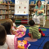 First Library Visit