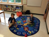Grayson and Finn