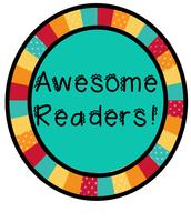 CONGRATS AR Readers!