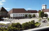 castillo de Ljublijiana