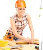 La carpintera