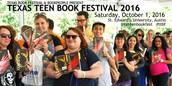 2016 Texas Teen Book Festival