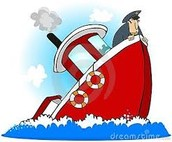 "U.S. ""sank"""