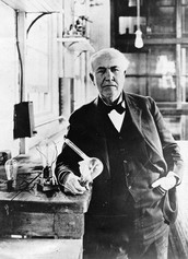 Industrialization: Edison and the Lightbulb - ECO
