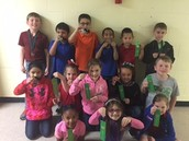 3rd Grade UIL Winners and Participants