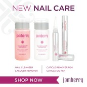 All NEW hand care products!