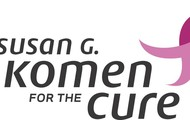 Komen for the Cure Logo