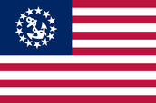 Boston/Ocean State Flag