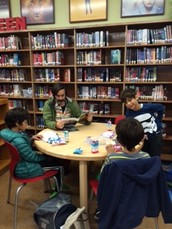 This Tuesday, December 8:  Open Library After School