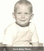 David as a Baby