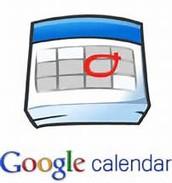 New Google Calendar!