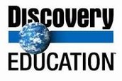 Discovery Education Tips and log in information.