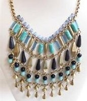 Malta Bib Necklace