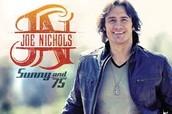Jo Nichols: Sunny and 75