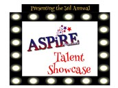 3rd Annual ASPIRE Talent Showcase
