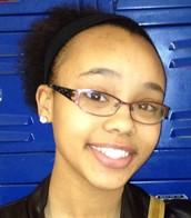 Tyonna Tate, Junior, Girls Varsity Basketball