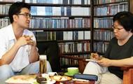 Charles Keeping and Lee Uk-bae