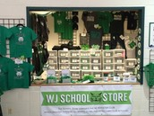 The School Store is Open Every Day During Lunch!