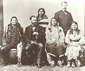Utes Indian group