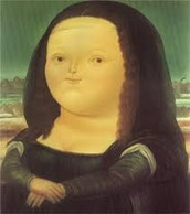 The Mona Lisa is often subject to parody