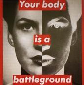 Body or Battleground.