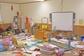 Messy Classroom