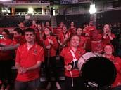 On behalf of the Fairfield University Pep Band...