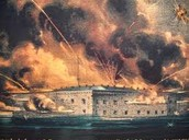Ft. Sumter: April  1861