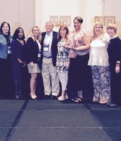 Weatherly Elementary School receives the Blue Ribbon Beacon Award