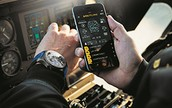 Breitling Connects Chronograph with Smartphone (article)