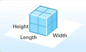 Measure of volume