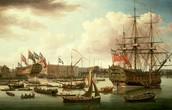 Britain's Oldest Military Service (est. 1660)