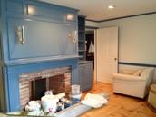 Formal Living Room ~ Before