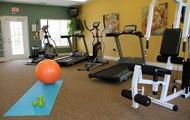 Brand new 24 hour Fitness Center