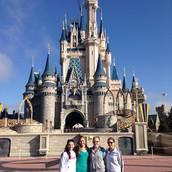 Magic Kingdom is my favorite Disney park!