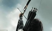 Real World Example: Katniss shooting the arrow into the sky