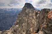 Mt. Watzmann in Germany