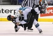 Wild Hockey Fights!!!